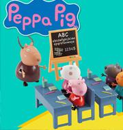 Peppa Pig-juguetería-Bandai-México