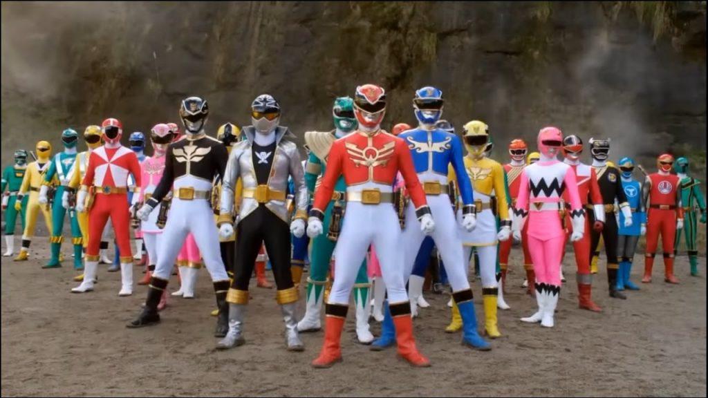 Conoce 30 Villanos De Power Rangers Bandai México