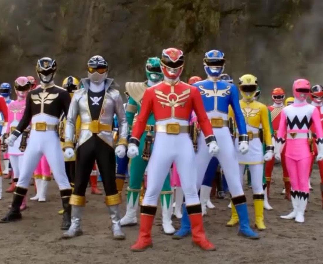 villanos de Power Rangers-juguetería-Bandai-México