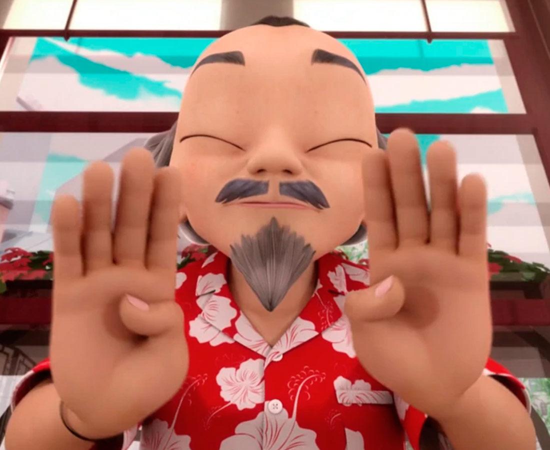 maestro Fú-juguetería-Bandai-México