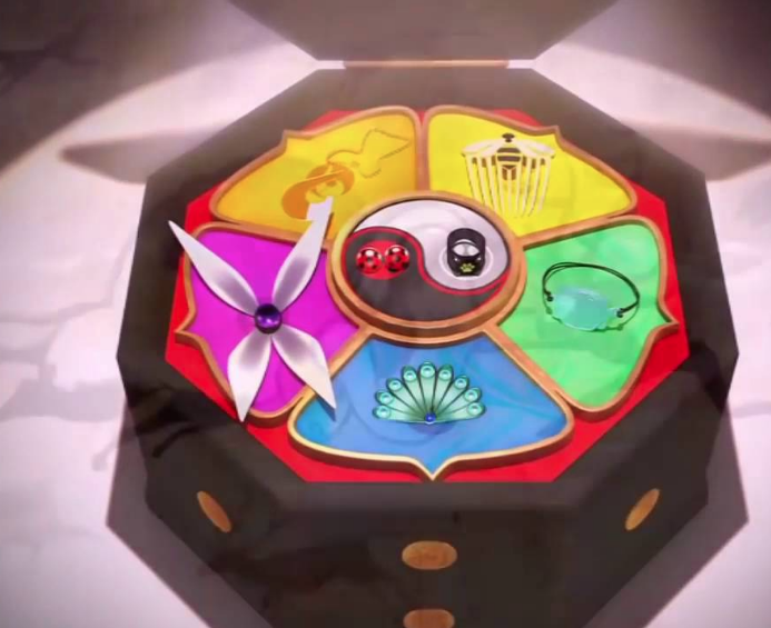 origen de los Miraculous-juguetería-Bandai-México