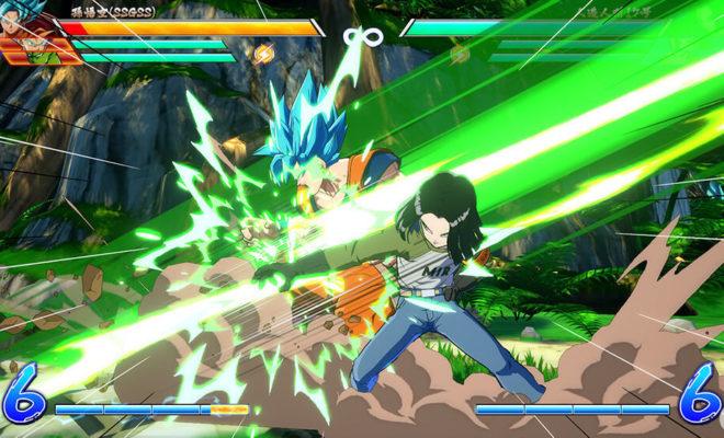 androide_17_en_dragon_ball_fighterz-juguetería-Bandai-México