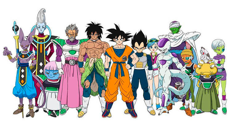 personajes-de-dragon-ball-super-broly-juguetería-Bandai-México