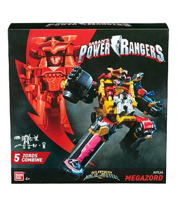 generaciones-de-power-rangers-juguetería-Bandai-México