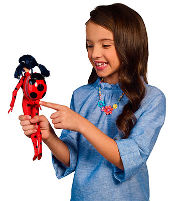 muñeca-ladybug-juguetería-Bandai-México
