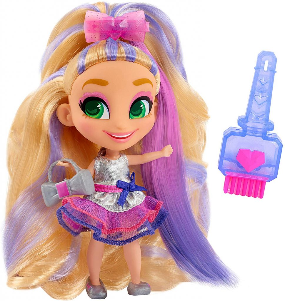 Bella, Muñeca sorpresa, Hairdorables, Bandai Mexico, bandai, muñeca de moda, fashion doll, temporada 3, hairdorables t3, hairdorable, vloggeras, muñecas vloggeras, videos de muñecas, muñecas para coleccionar, muñecas coleccionables