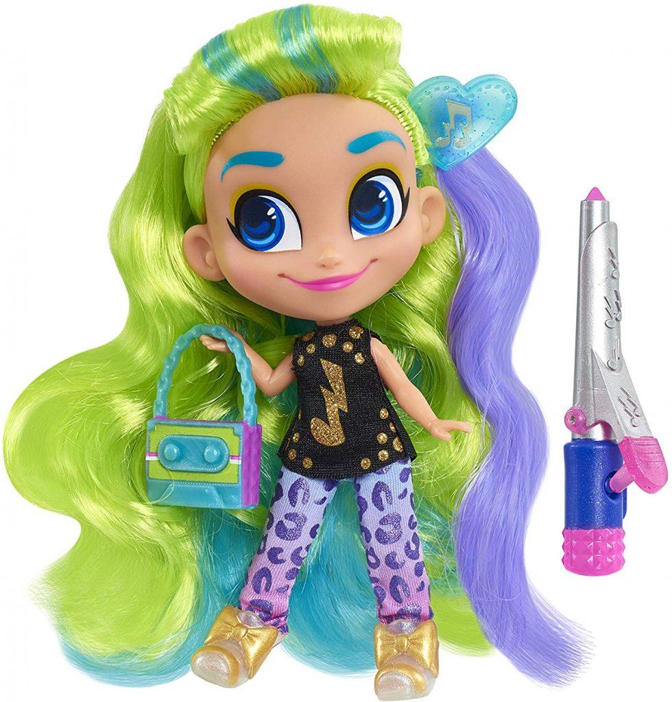 Harmony, Muñeca sorpresa, Hairdorables, Bandai Mexico, bandai, muñeca de moda, fashion doll, temporada 3, hairdorables t3, hairdorable, vloggeras, muñecas vloggeras, videos de muñecas, muñecas para coleccionar, muñecas coleccionables