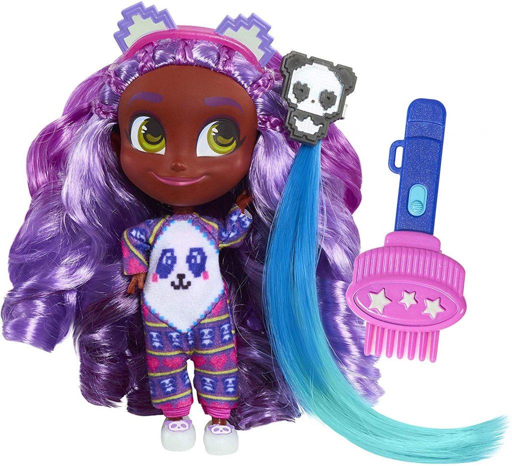 Kali, Muñeca sorpresa, Hairdorables, Bandai Mexico, bandai, muñeca de moda, fashion doll, temporada 3, hairdorables t3, hairdorable, vloggeras, muñecas vloggeras, videos de muñecas, muñecas para coleccionar, muñecas coleccionables