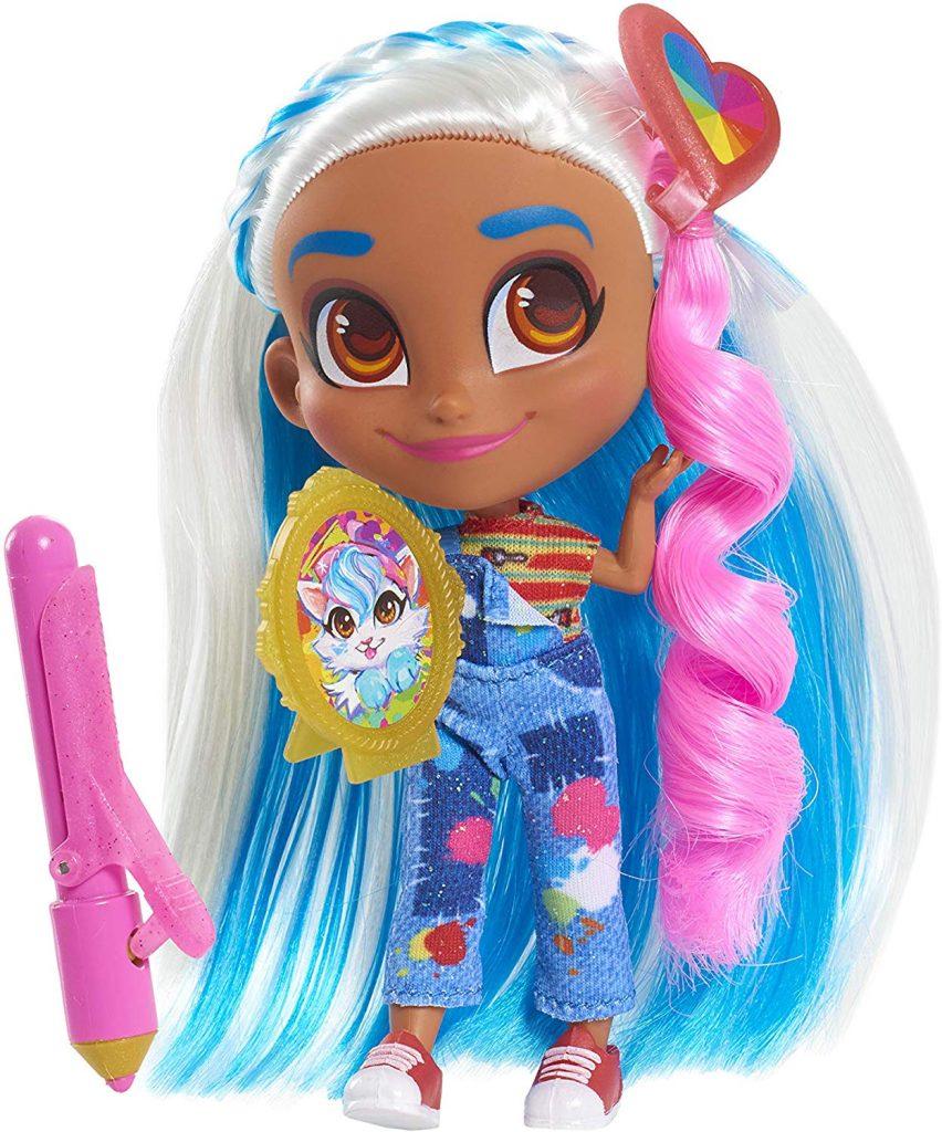 Salle, Muñeca sorpresa, Hairdorables, Bandai Mexico, bandai, muñeca de moda, fashion doll, temporada 3, hairdorables t3, hairdorable, vloggeras, muñecas vloggeras, videos de muñecas, muñecas para coleccionar, muñecas coleccionables