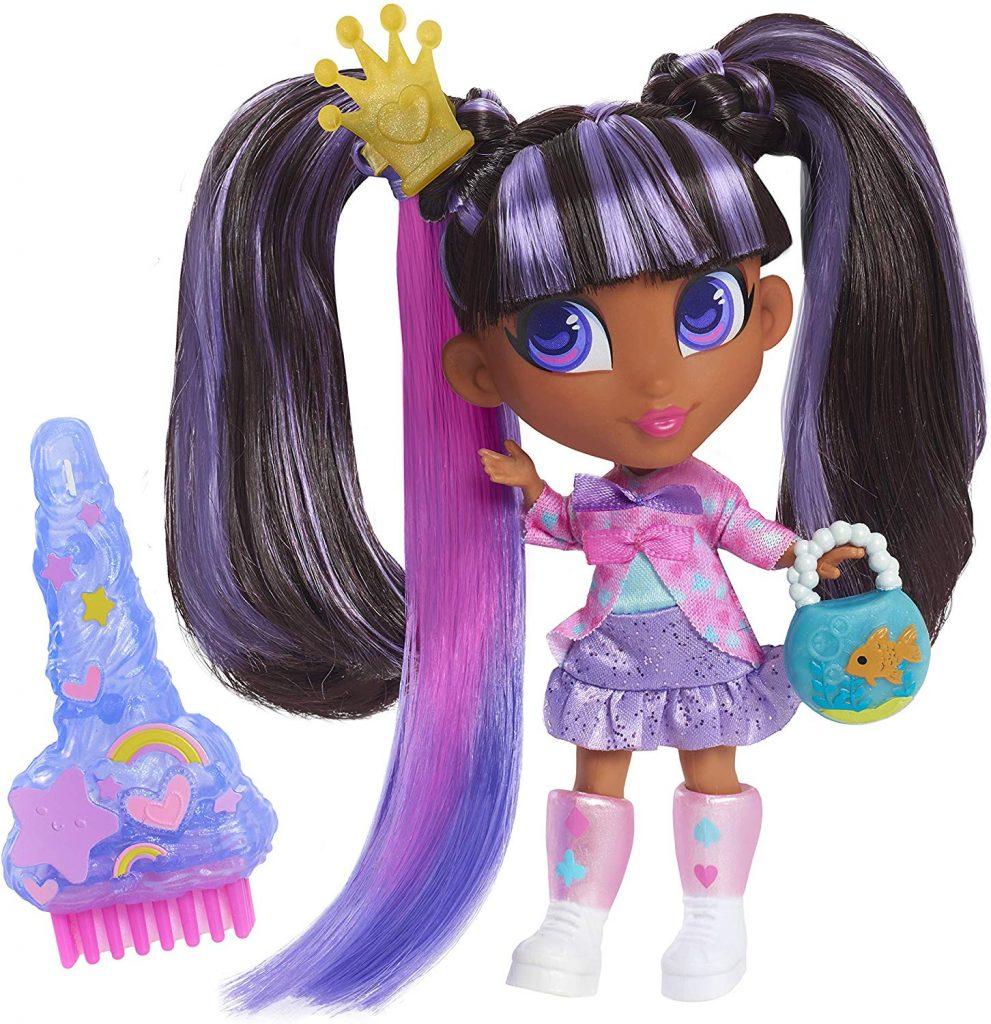 Skyler, Hairdorables, Bandai Mexico, bandai, de moda, fashion doll, temporada 3, hairdorables t3, hairdorable, vloggeras, videos, coleccionar, coleccionables