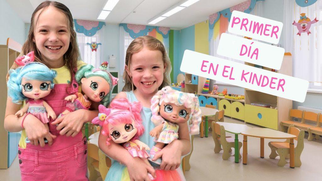 concurso para niñas, bandai mexico, muñecas para niñas, mi primer dia, kinder, muñecas lindas, para niñas pequeñas