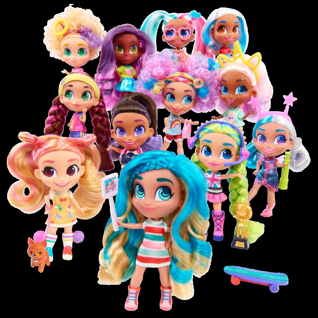 Muñeca sorpresa, Hairdorables, Bandai Mexico, bandai, muñeca de moda, fashion doll, temporada 3, hairdorables t3, hairdorable, vloggeras, muñecas vloggeras, videos de muñecas, muñecas para coleccionar, muñecas coleccionables
