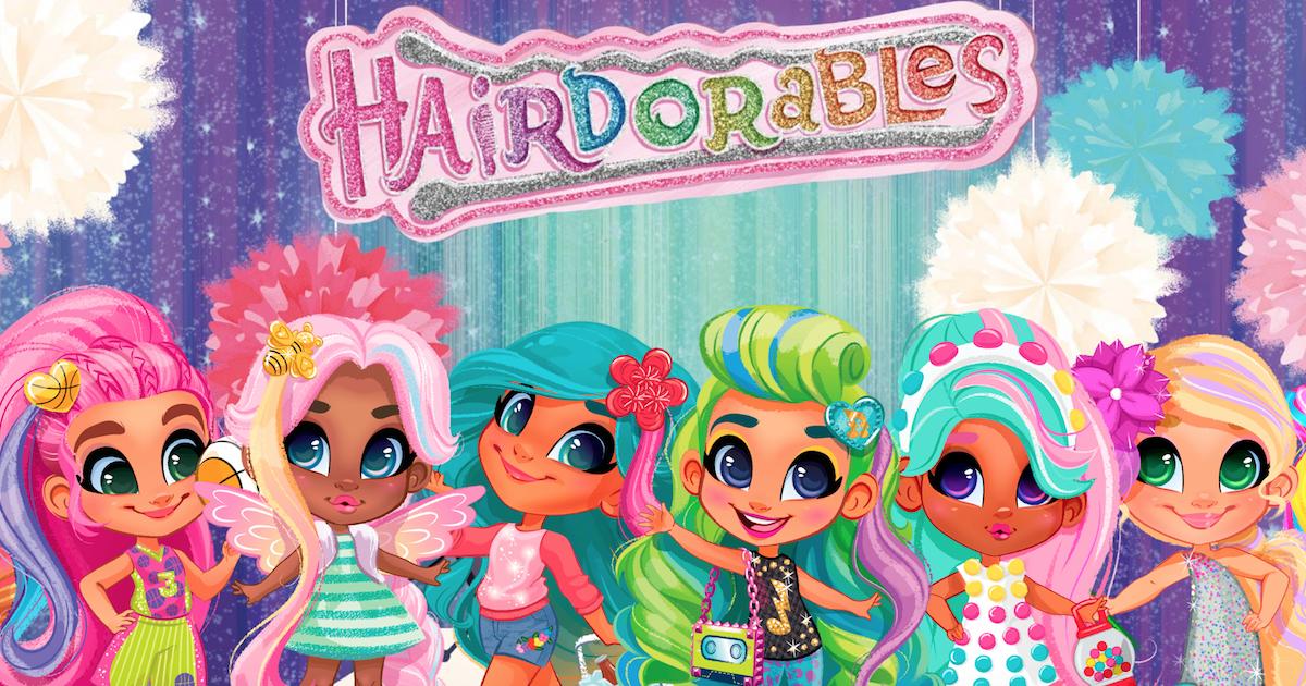Hairdorables, Bandai Mexico, bandai, de moda, fashion doll, temporada 3, hairdorables t3, hairdorable, vloggeras, videos, coleccionar, coleccionables, muñecas sorpresa, muñecas de coleccion, muñecas fashion