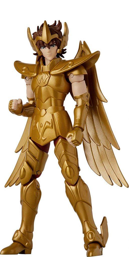 Bandai Bandai México Caballeros del Zodiaco Anime Heroes Pegasus Gemini Saga Sagittarius Aiolos Concurso caballeros del Zodiaco