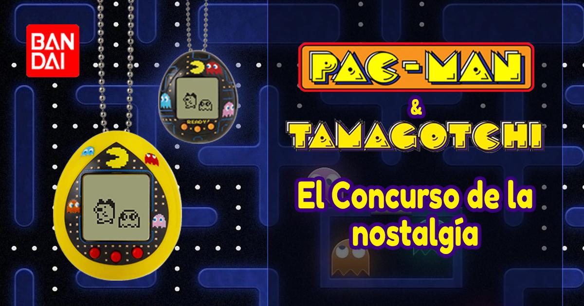 Bandai, Bandai México, Tamagotchi, Tamagotchi de pacman, pacman, pac-man, pac man, pacman 40 aniversario, aniversario 40 pac man, tamagotchi pacman 40 aniversario, tamagotchi edicion especial, tamagotchi y pacman, pacman y tamagotchi, tamagotchi versión pacman, tamagotchi 40 años de pacman,
