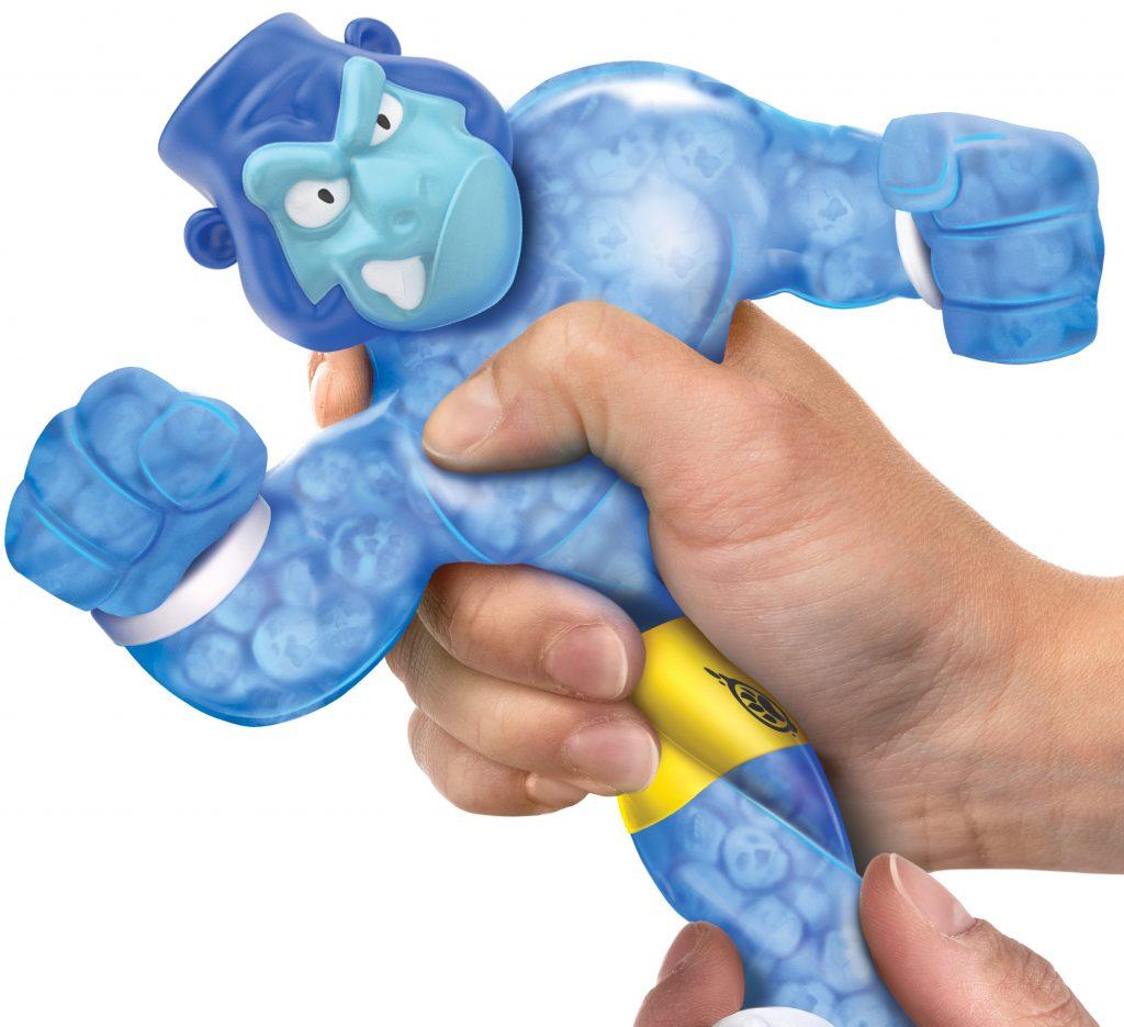 silverback, juguetes par niños, figuras elásticas, juguetes de moda