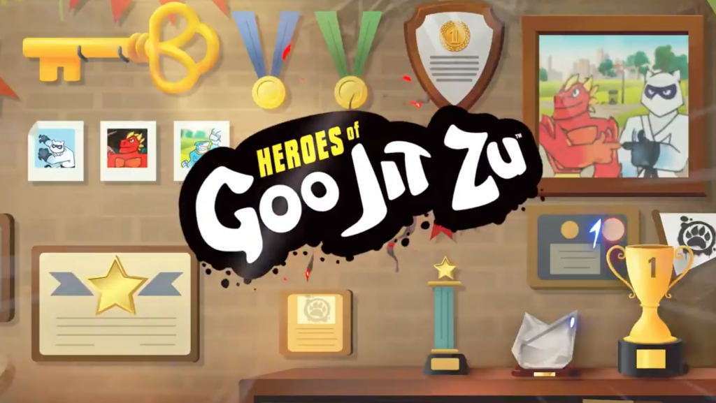 Goo jit zu, héroes de goo jit zu, los héroes de goo jit zu, goojitzu, gujitsu héroes, villanos de goo jit zu, shredz, goo jit zu dino power, rockjaw, viper, scorpius, redback,