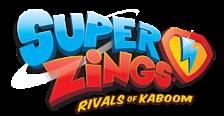Que son los Superzings, Cuál es el origen de los superzings, como se reconoce a los héroes y villanos, Qué es Kaboom City, Como reconocer a un Superzings, Quién es enigma, guaridas secretas