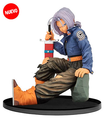 Banpresto trunks del Futuro