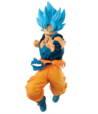 Banpresto Goku Super Saiyan Blue