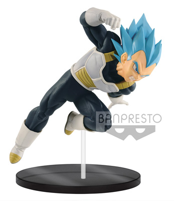 Banpresto Vegeta Super Saiyan Blue
