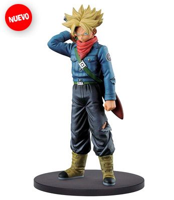 Banpresto trunks super warriors