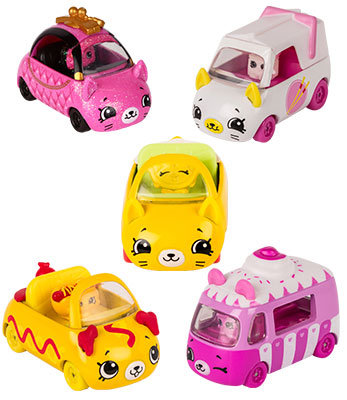 Cutie Cars Single Pack