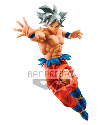 Banpresto Ultra Instinct