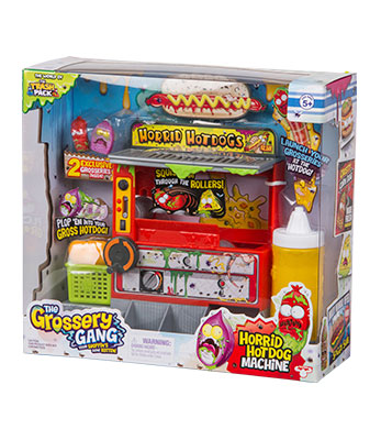 Groissery Gang Temporada 2 Hot Dog Playset