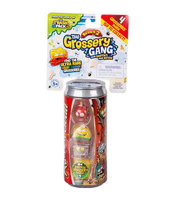 Grossery Gang Temporada 2 Rotten Soda