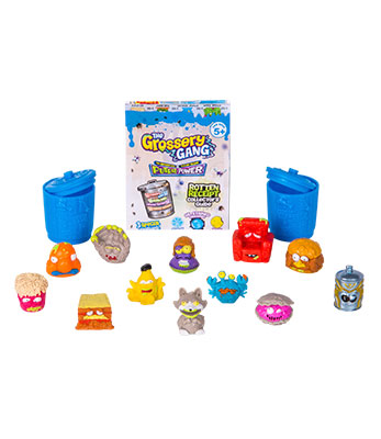Grossery Gang Temporada 3 12 Pack