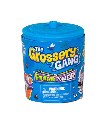 Grossery Gang Temporada 3 2 Pack