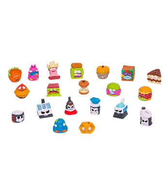 Grossery Gang Temporada 3 Mega Pack