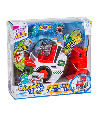 Grossery Gang Temporada 3 vehiculos