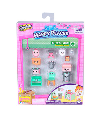 Happy Places Decorator Pack