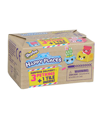Happy Places Surprised Pack