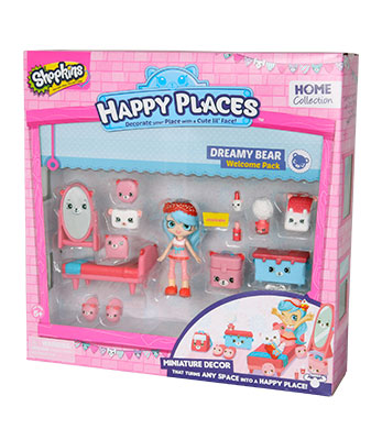 Happy Places Welcome Pack