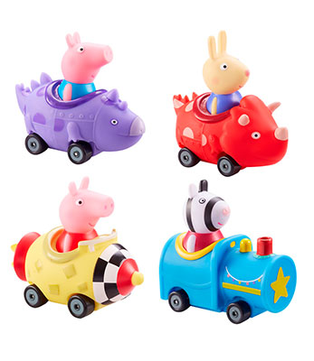 Peppa Pig Mini Buggy