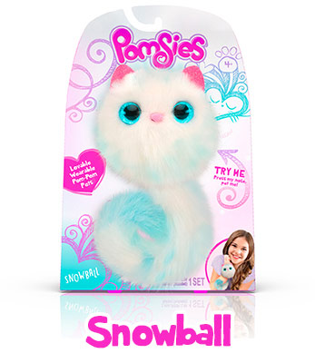 Pomsies Snowball