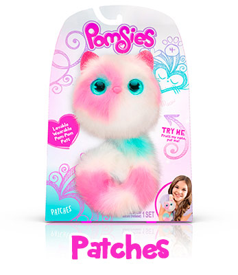 Pomsies Patches