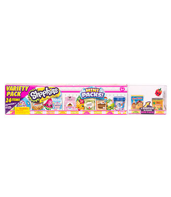 Shopkins Temporada 10  Mega Pack
