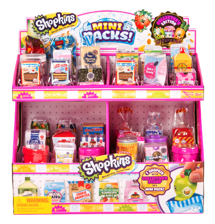 Shopkins Temporada 10 Mini Pack
