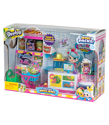 Shopkins Temporada 10  Smallmart