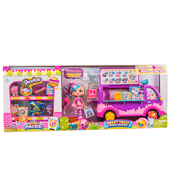 Shopkins Sweet truck deluxe