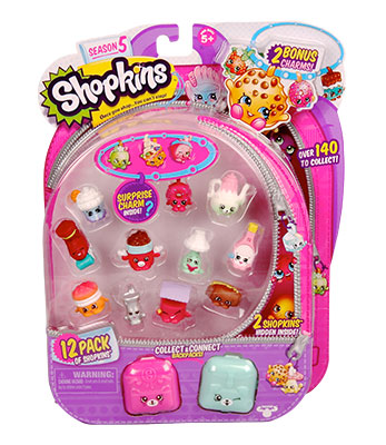 Shopkins Temporada 5 12 Pack