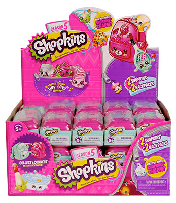 Shopkins temporada 5 2 Pack