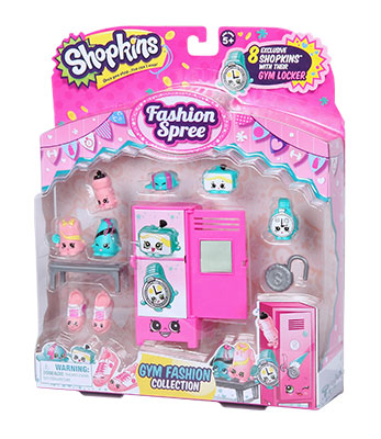 Shopkins Temporada 5 Fashion Pack
