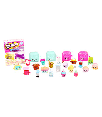 Shopkins Temporada 5 Mega Pack