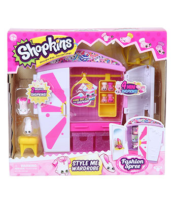 Shopkins Temporada 5 Playset