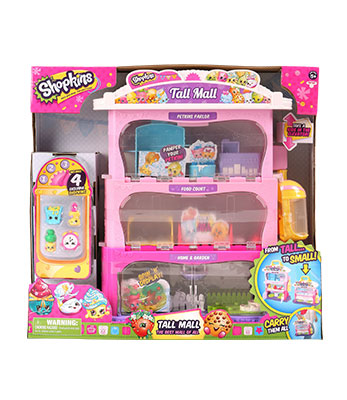 Shopkins Temporada 5 Tall Mall